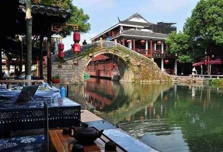 杭州西湖—绍兴-西塘—乌镇-四日游记